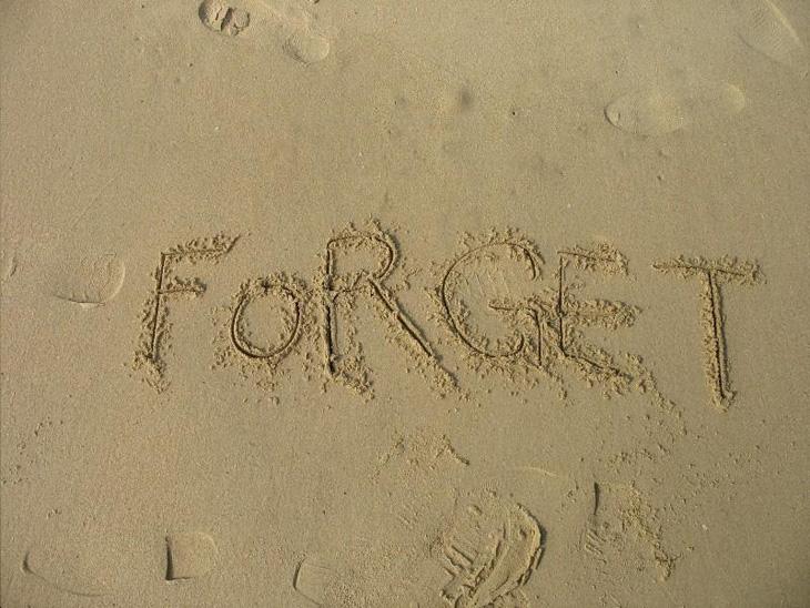 почему мы забываем