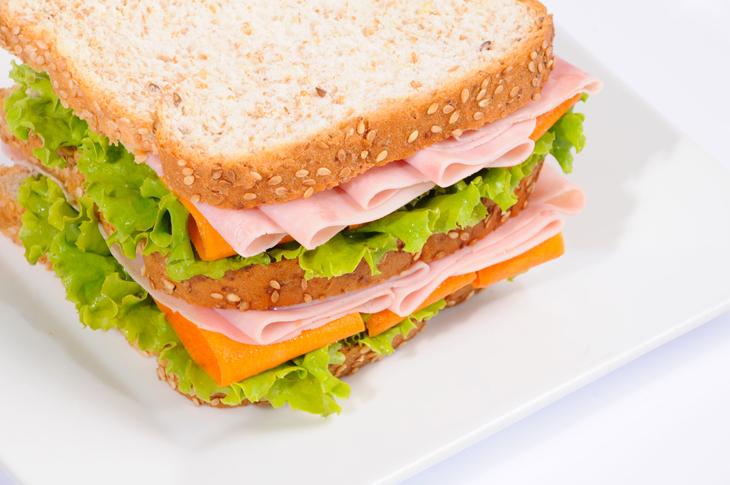 бутерброд критики