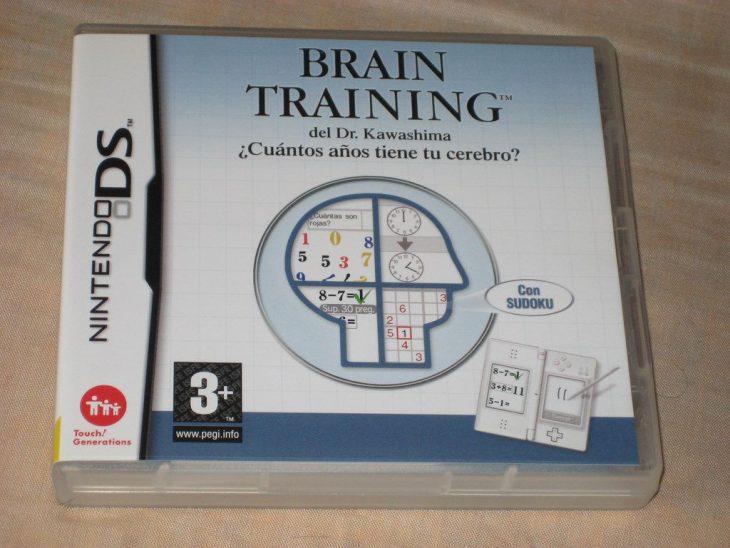 Тренировка для мозга